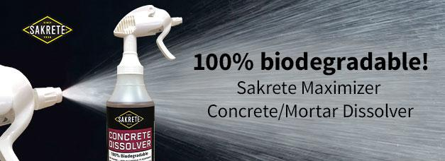 Sakrete Concrete/Mortar Dissolver
