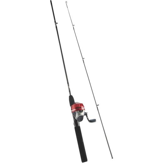 Zebco 202 5 Ft. 6 In. Z-Glass Fishing Rod & Spincast Reel